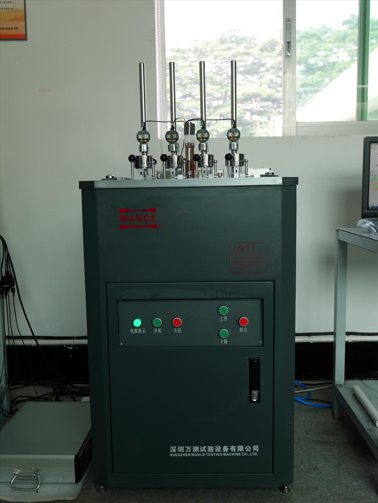máy đo độ hóa mềm vicat / hdt