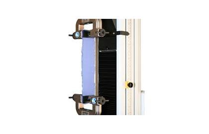Thí nghiệm độ bền kéo băng vải (Strip test) - ASTM D5035:2011